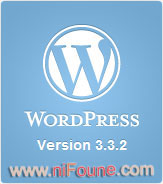 wordpress 3.3.2