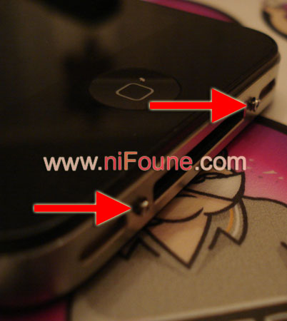 comment reparer un iphone 5 qui a pris l'eau