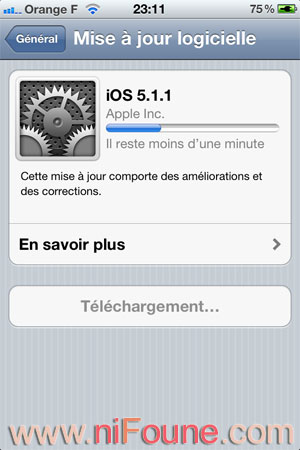 download iOS 5.1.1