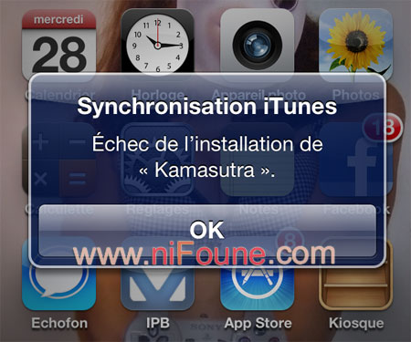 synchronisation apps