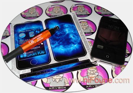 skin iphone 4