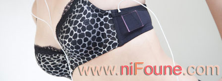 soutien gorge iphone