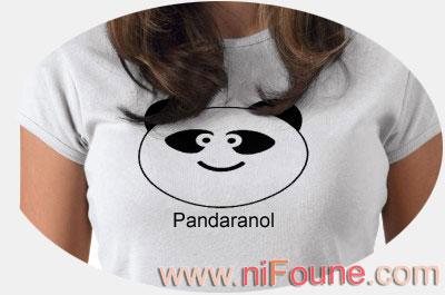t-shirt pandaranol