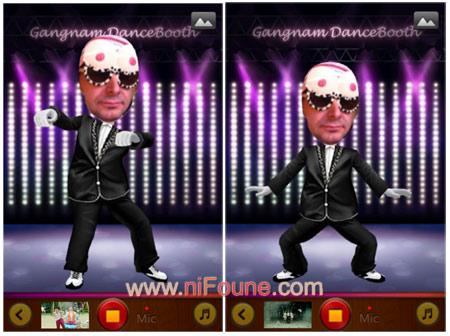 Xavfun danse le Gangnam Style