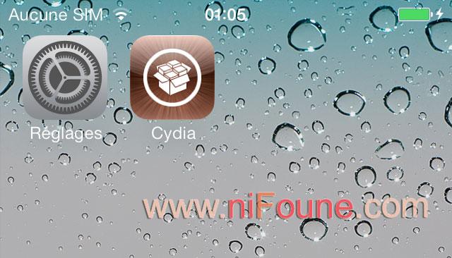 installation Cydia