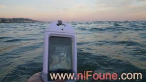 iphone 4S et coque étanche